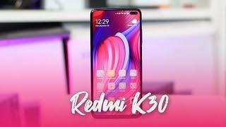 Xiaomi Redmi K30 - Skrin 120HZ | MIUI 11 | Kamera 64MP