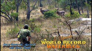 Уганда Самый большой водяной олень-US 44