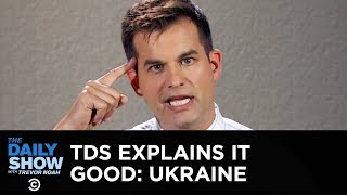 The Daily Show Explains It Good: The Biden-Ukraine Story | The Daily Show