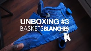 cbdb88c1f528 Unboxing  3 by Baskets Blanches - Nike Air Trainer Cruz
