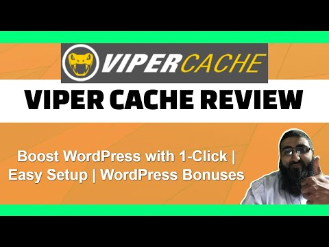 Viper Cache Review | 🚀 Speed Up WordPress Site 🚀 thumbnail