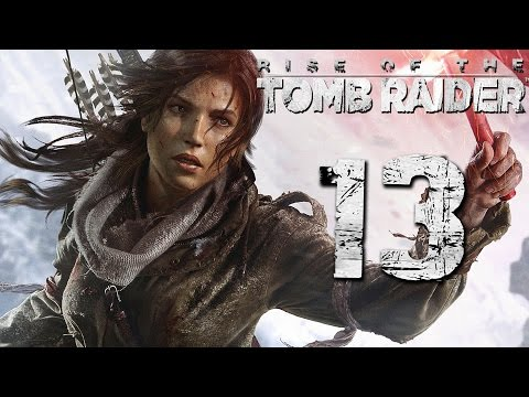 Rise of The TOMB RAIDER НОВИНКА! прохождение на русском часть 1 (обзор, геймплей)
