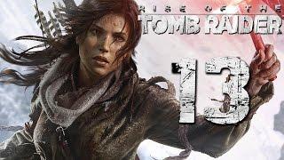 Прохождение Rise of the Tomb Raider — Часть 13: Геотермальная Долина.Гробница