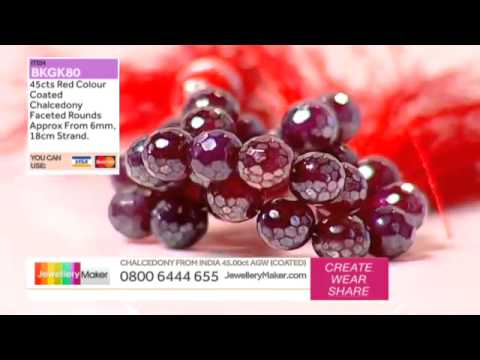 JewelleryMaker LIVE 29/01/14 MORNING SHOW
