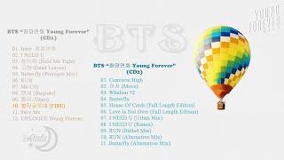 [Full] BTS - 화양연화 Young Forever (CD1+CD2) || Best Song Of BTS pt.3