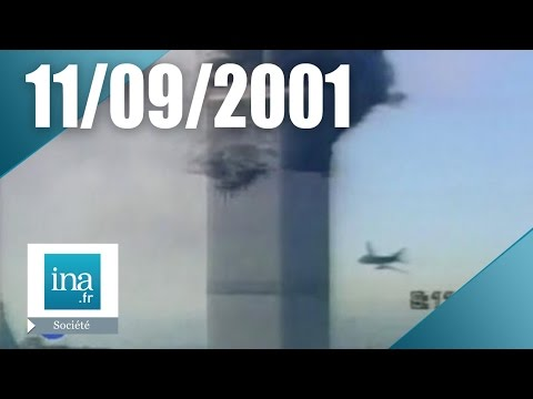 11 septembre 2001 attaque du World Trade Center | Archive INA