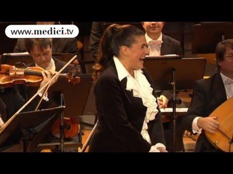 Lascia la spina - Il Trionfo del Tempo e del Disinganno - Haendel - Cecilia Bartoli