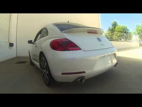 aFe 2012-2013 VW Beetle L4-2 0L (t) Performance Exhaust (49-36407)