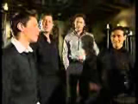 Il divo on scotland today regional tv interview nella fantasia short acapella youtube - Il divo nella fantasia ...