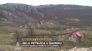 U rodnom selu Radovana Karadžića