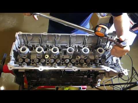 BMW M52 Engine Rebuild - Part 8