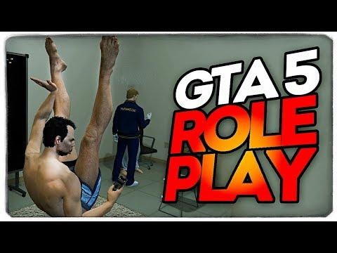 АЛЕКС И БРЕЙН ОТЫГРЫВАЮТ ЖЕСТКОЕ РП В GTA5 RP!