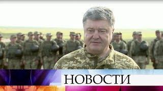 В российском МИД прокомментировали обострение ситуации на юго-востоке Украины.