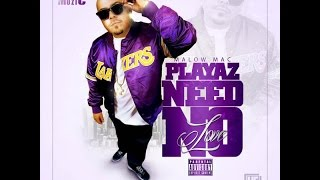 Malow Mac - Playaz Need No Love - (Official Single Hit) Produced by Westcoaststyle music