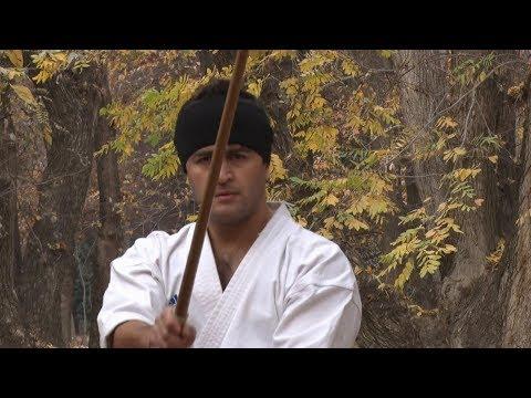 Мастер айкидо Фотех Табаров в Таджикистане открыл свою школу