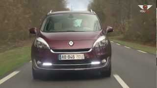 Renault Scenic And Grand Scenic 2012 Videos