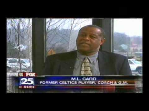ML Carr on Fox News