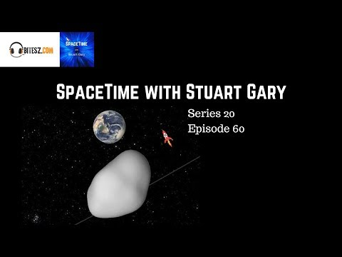 Planet Earth's close asteroid encounter - SpaceTime with Stuart Gary S20E60