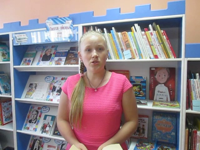 Изображение предпросмотра прочтения – АннаВолобуева читает произведение «Школьник» Н.А.Некрасова