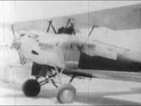 The Besler Steam Plane