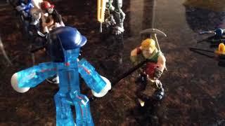 Stikbot vs Fortnite Battle Royale