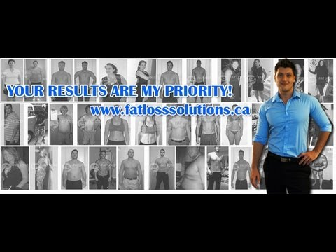 Ottawa Personal Training and Weight Loss Clients at Fat Loss Solutions Inc. 2013