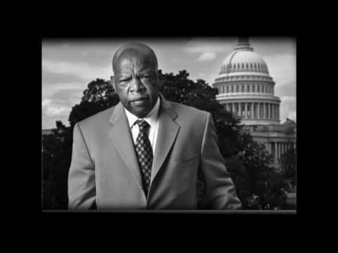 The Honorable John Lewis   US Congressman, Civil Rights Icon
