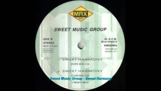Sweet Music Group - Sweet Harmony (Euro Mix)(Remixes)