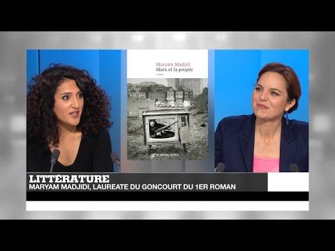 Entre la France et l'Iran: Maryam Madjidi, Goncourt du premier roman