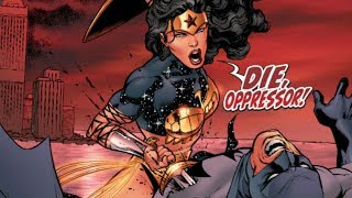 10 Times Wonder Woman Was Forced To Kill