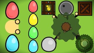 Surviv.io - Rare Easter Eggs Found in Surviv.io - The Best Trolling (Easter Update)