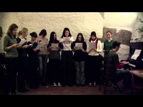 Complaints choir of Prague