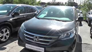 Выбираем б\у Honda CRV 4 (бюджет 1.200-1.300тр)