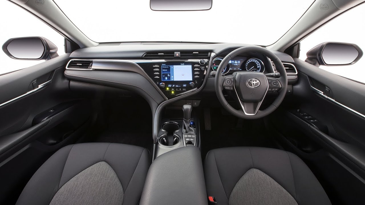 2017 toyota camry interior specs. Black Bedroom Furniture Sets. Home Design Ideas