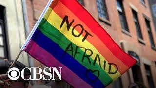 9 Democratic candidates participate in LGBTQ town hall