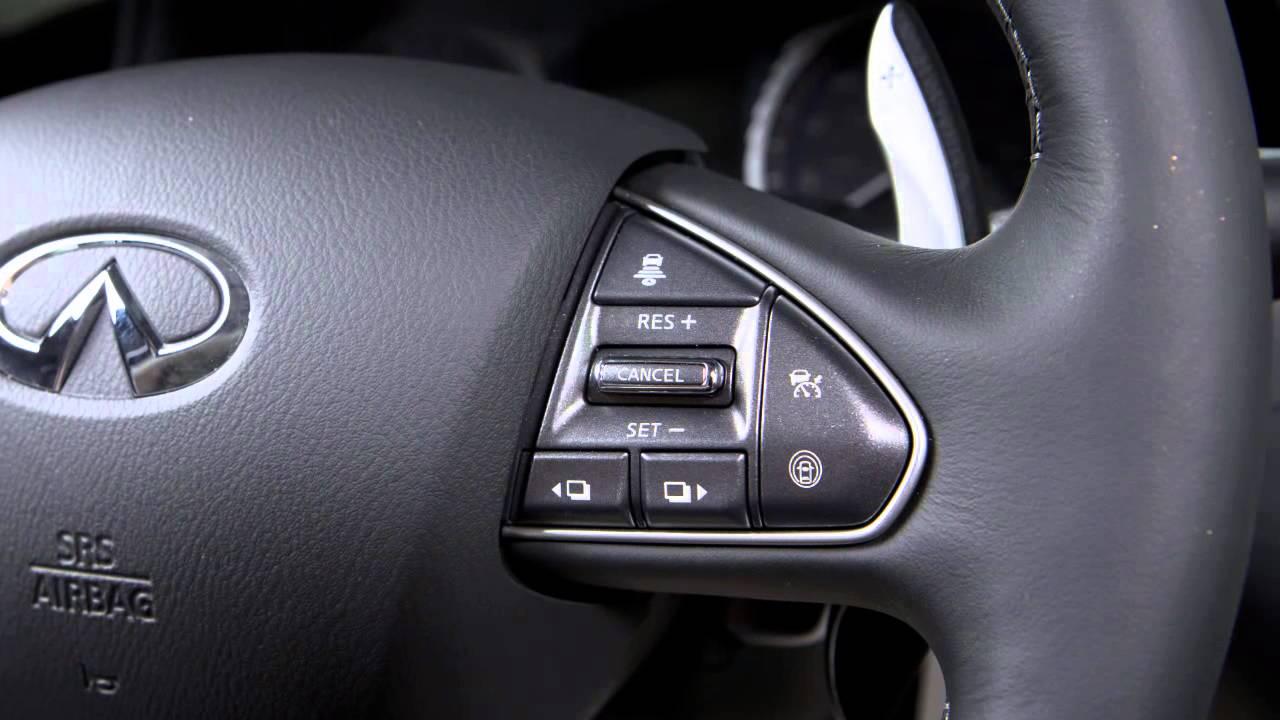 Infiniti Usa Com >> 2015 Infiniti Q50 - Intelligent Cruise Control (Full Speed ...