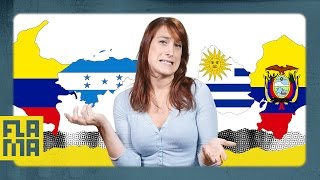 Who Hates Who In Latin America - Joanna Rants