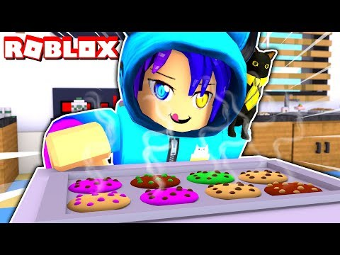 Cookie Man Roblox Stealing All The Cookies From The Cookie Jar Roblox Cookie Simulator Youtube