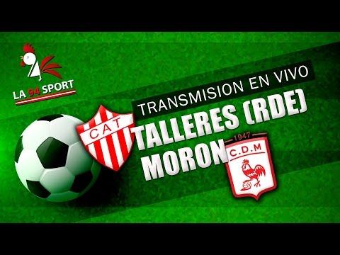 [VIVO] Fecha Nº26 TALLERES (RDE) VS. DEP. MORON / B METRO - BUENA CALIDAD!