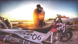 The world is ours | Supermoto holidays 2016 | David Bost