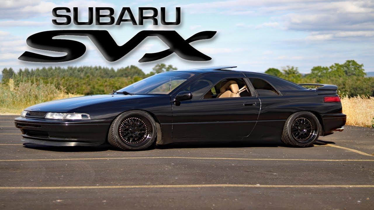Caleb S Mint Subaru Svx Eargasms