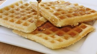 Old Fashioned Buttermilk Waffles Recipe...the Best!