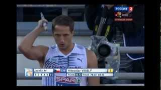 Javelin Men Final (21st European Athletics Championships, Helsinki, 2012)