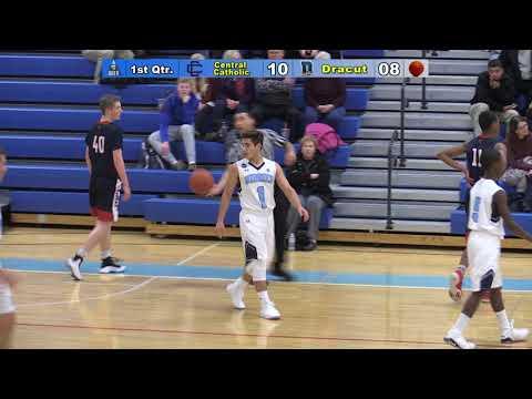 Boys Basketball vs. Central Catholic 1-9-18