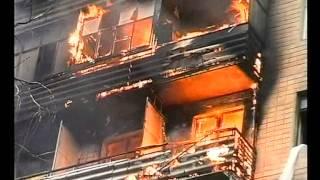 Клип о работе пожарных