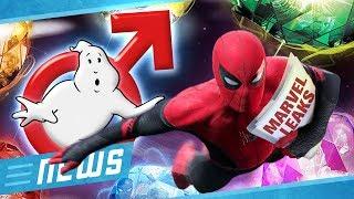 Was Spider-Man Trailer über Avengers Endgame verrät & Ghostbusters sind wieder Männer - FLIPPS News