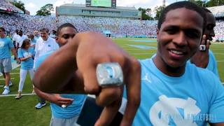 Carolina Basketball: The Family Celebrates Receiving 2017 National Championship Rings