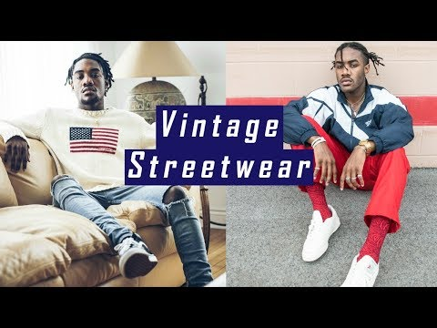 Vintage Style Clothing | Men's fashion Lookbook 2017