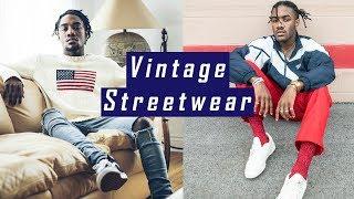 Vintage Style Clothing   Men's fashion Lookbook 2017