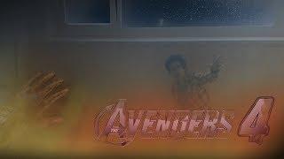 В сеть просочились новые кадры Мстители 4!!!